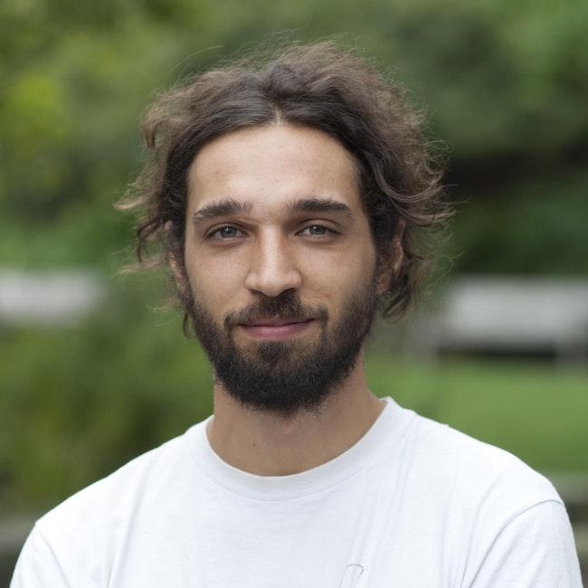 Headshot of Nicolás Pereda