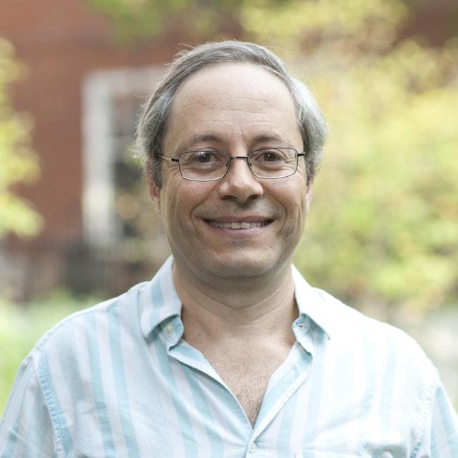 Headshot of Benjamin Podbilewicz