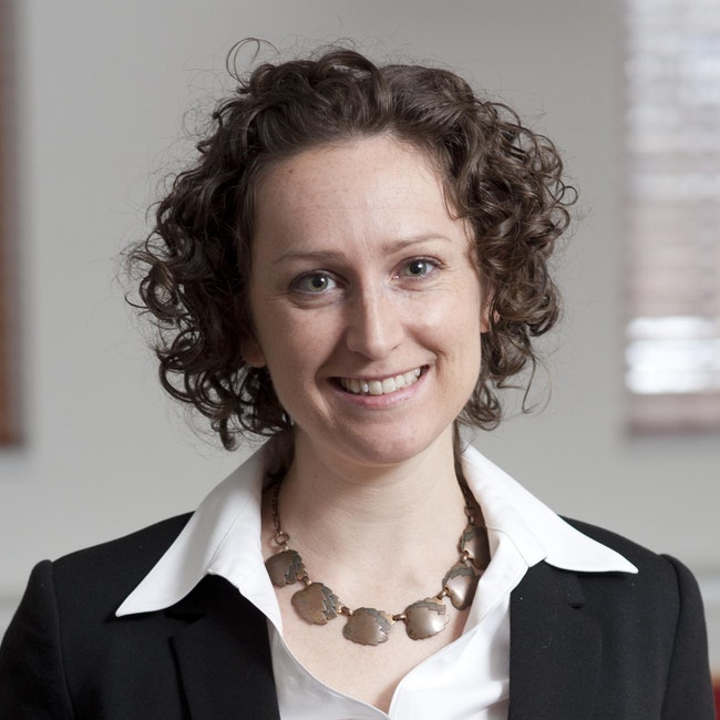 Headshot of Sarah S.Richardson