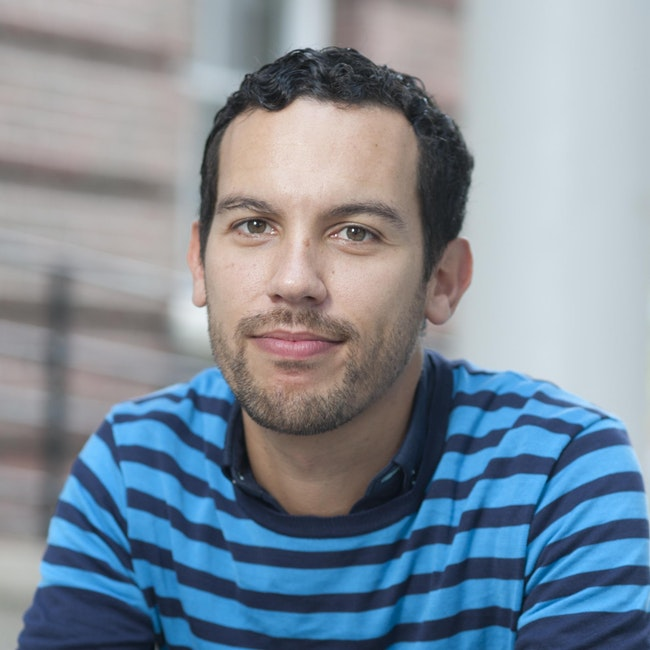 Headshot of Justin Torres