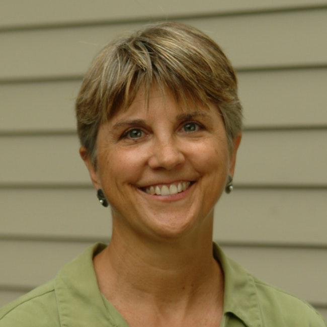 Headshot of Linda Krieger