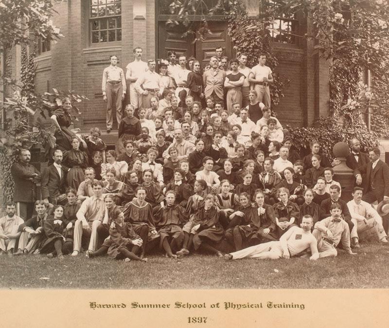 Harvard-Summer-School-of-Physical-Training-1897_courtesy-of-Harvard-University-Archives