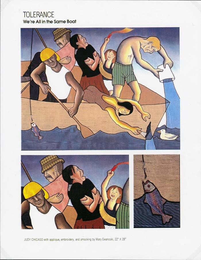 Images representing Tolerance, ca. 1994