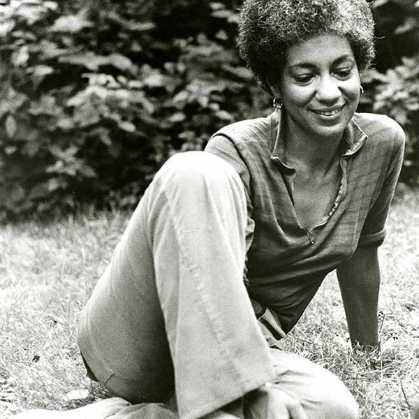 Photograph of June Jordan