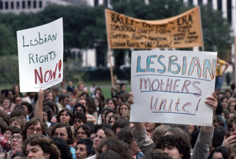 International Women's Year conference, Houston, November 1977