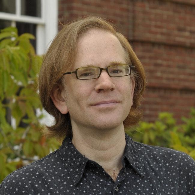 Headshot of Martin Harries