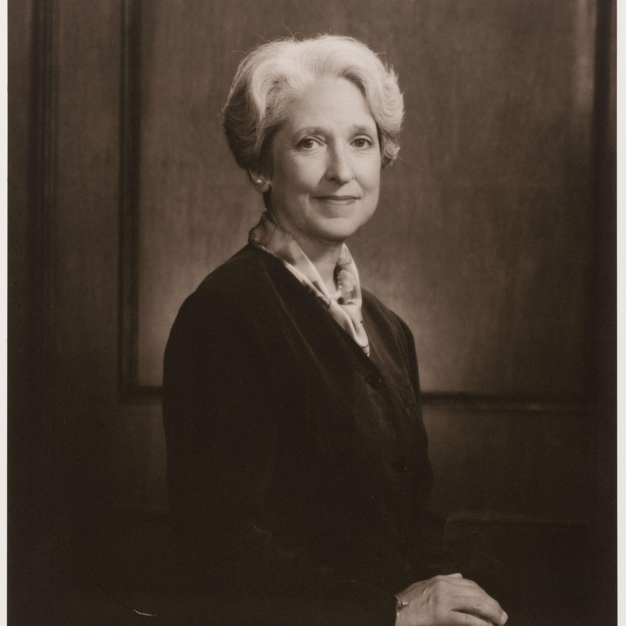 Portrait of Linda S. Wilson