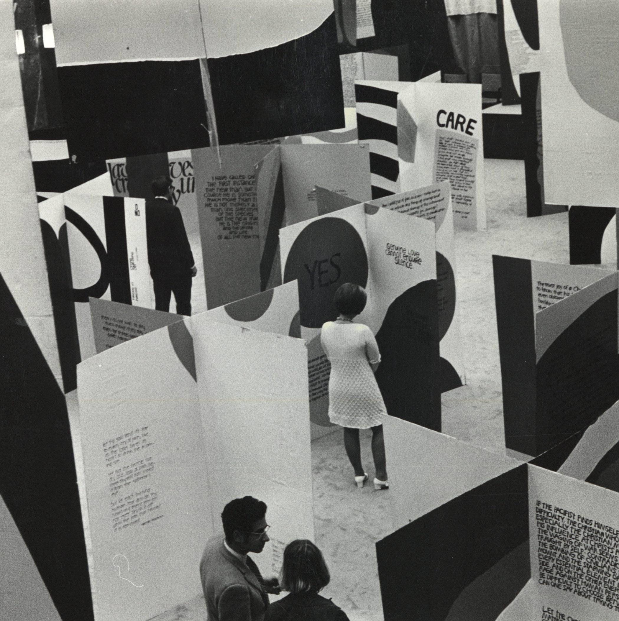 Corita Kent exhibition