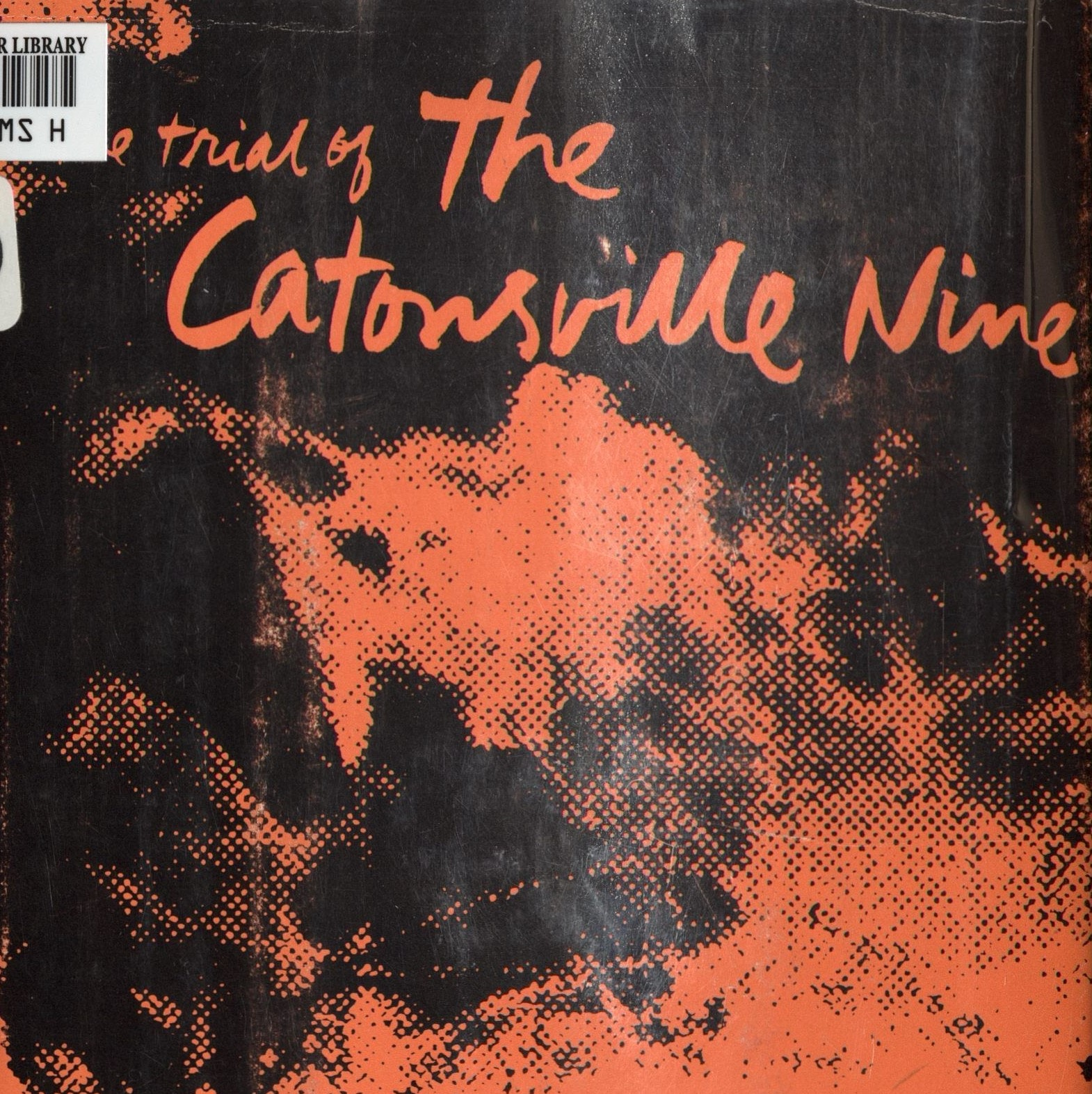 Book about the Trial of the Catonsville Nine