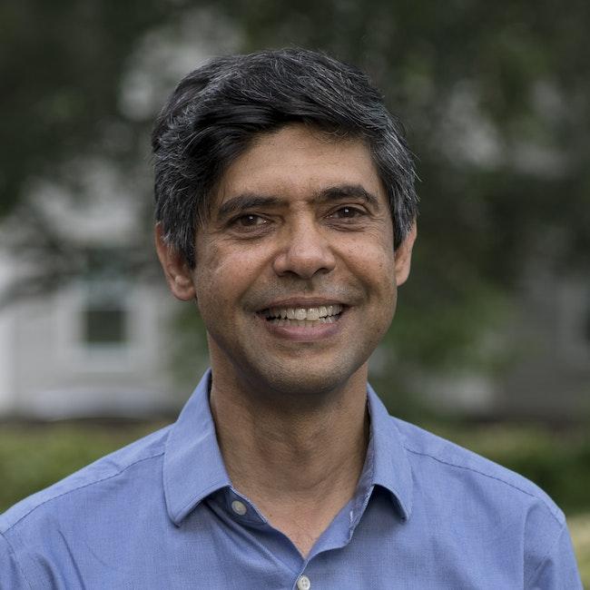 Headshot of Aniruddh D. Patel