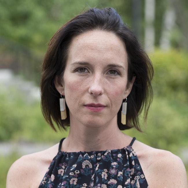 Headshot of Meghan O'Rourke