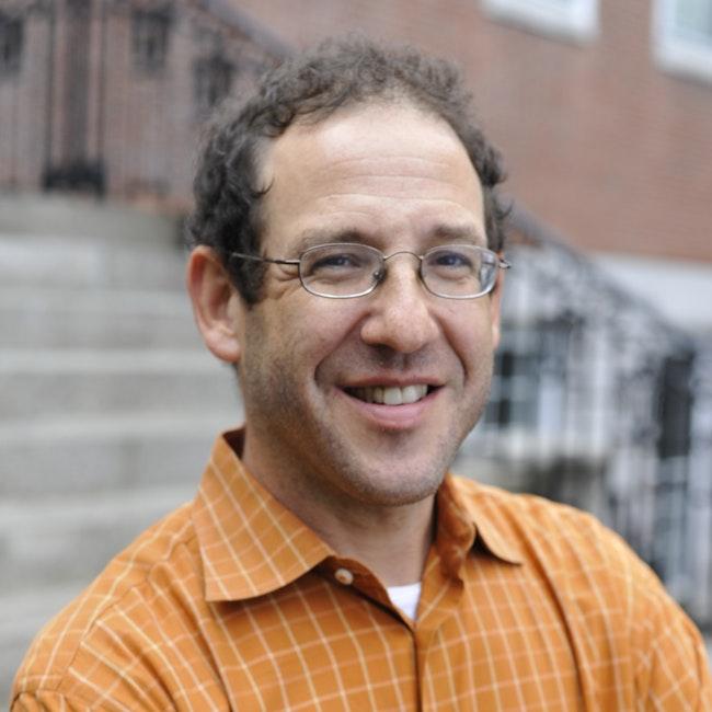 Headshot of Donald Berman
