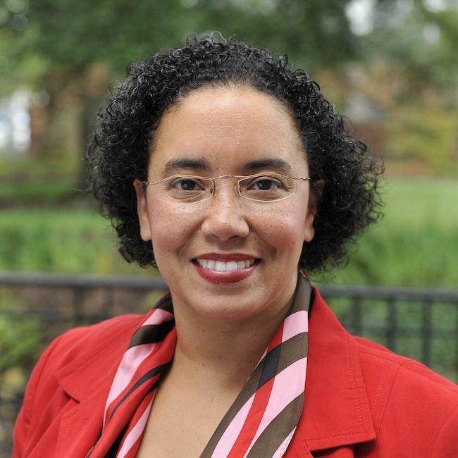 Headshot of Nancy E. Hill