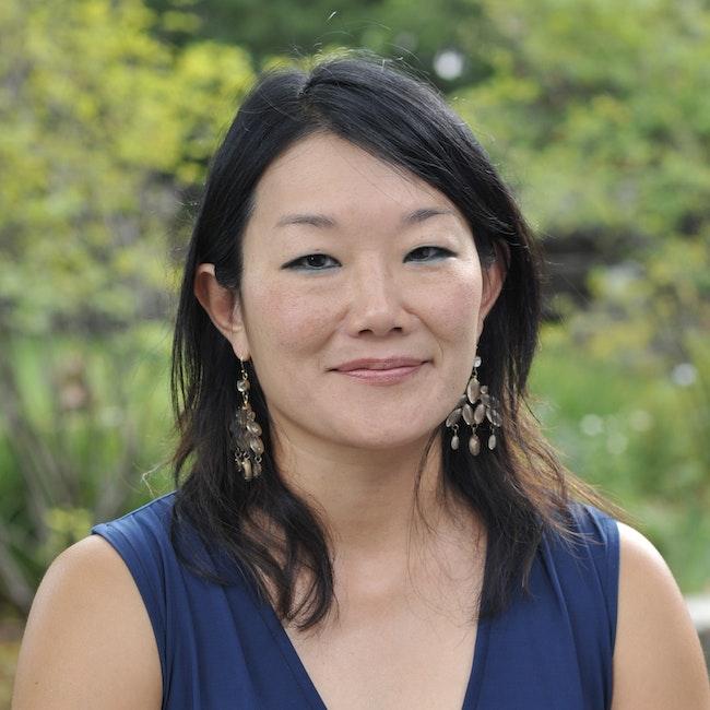 Headshot of Anna Maria Hong