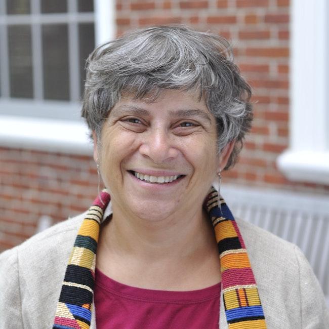 Headshot of Susan Landau