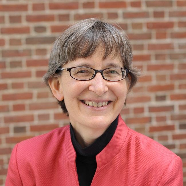 Headshot of Susan Muller