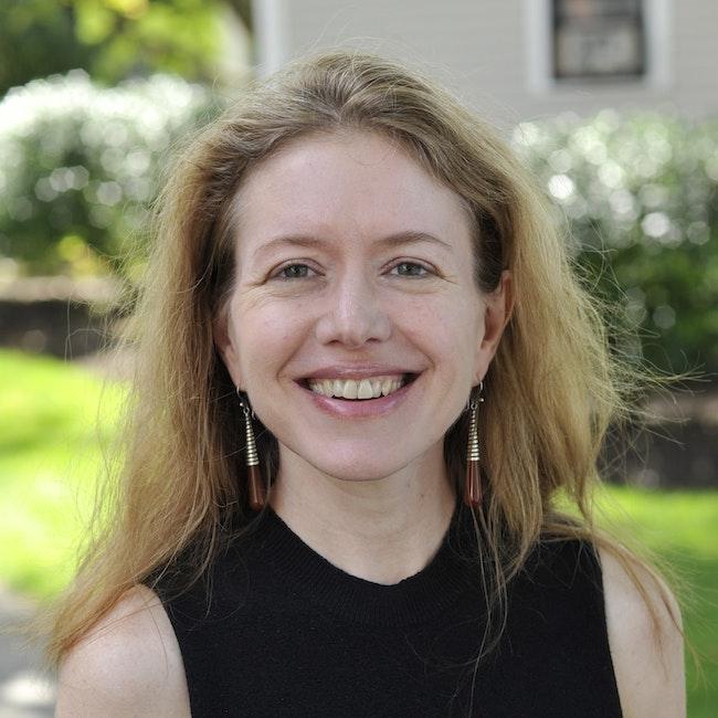 Headshot of Mignon Nixon