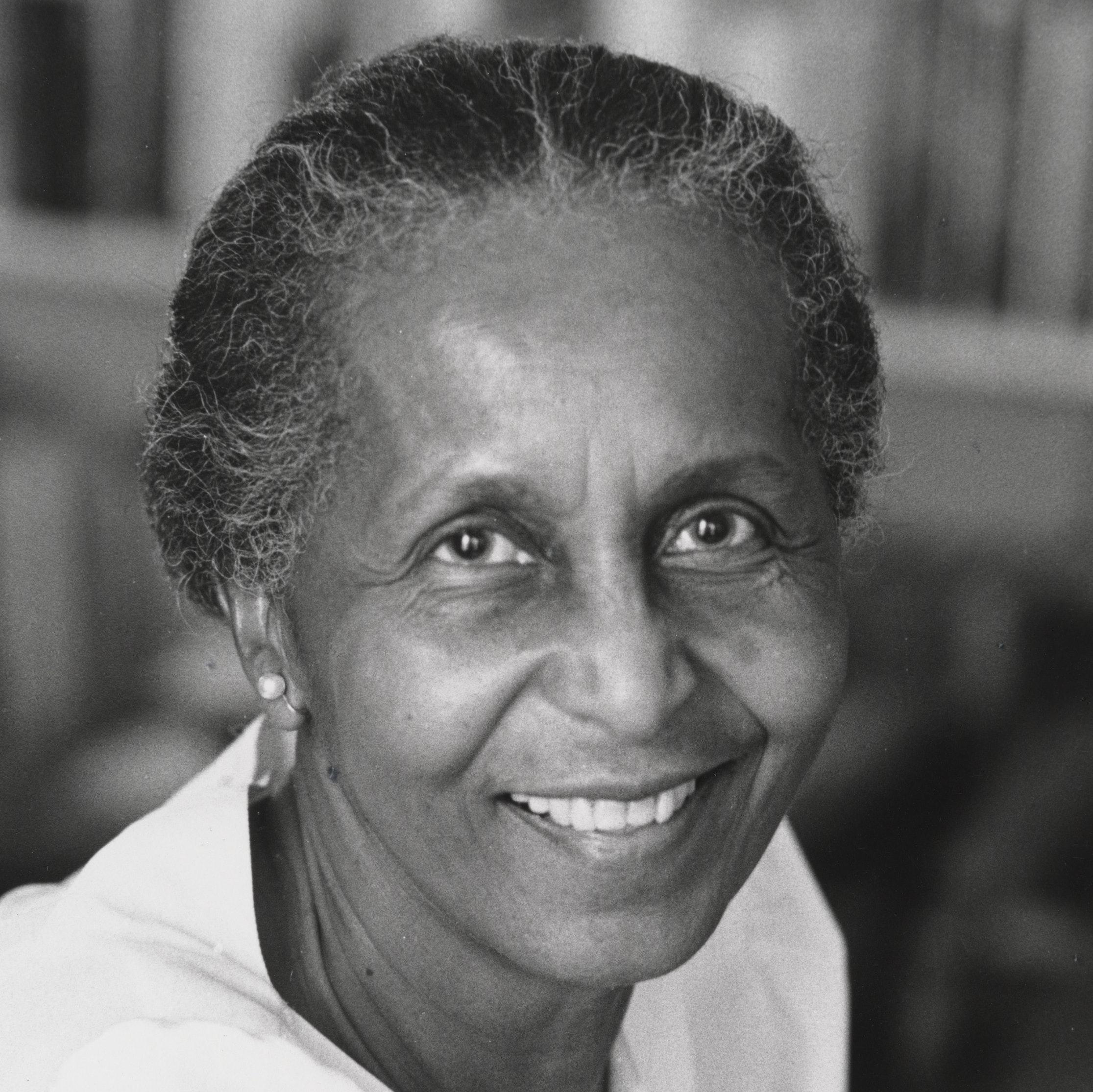 Portrait of Professor Eileen Southern