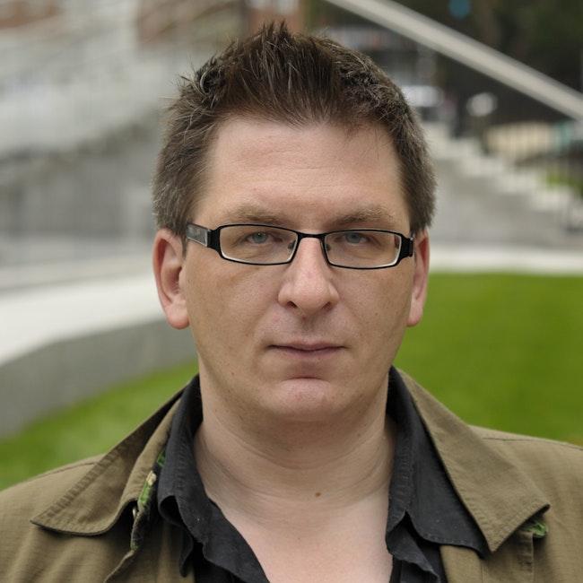 Headshot of Bjorn Weiler