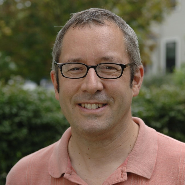 Headshot of Bruce Carruthers