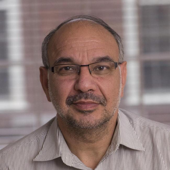 Headshot of Maharaj K. Pandit
