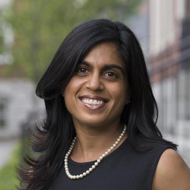 Headshot of Ayesha Chaudhry
