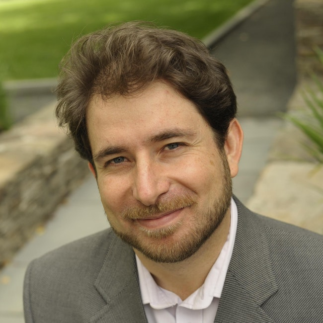Headshot of Daniel Andres Hojman