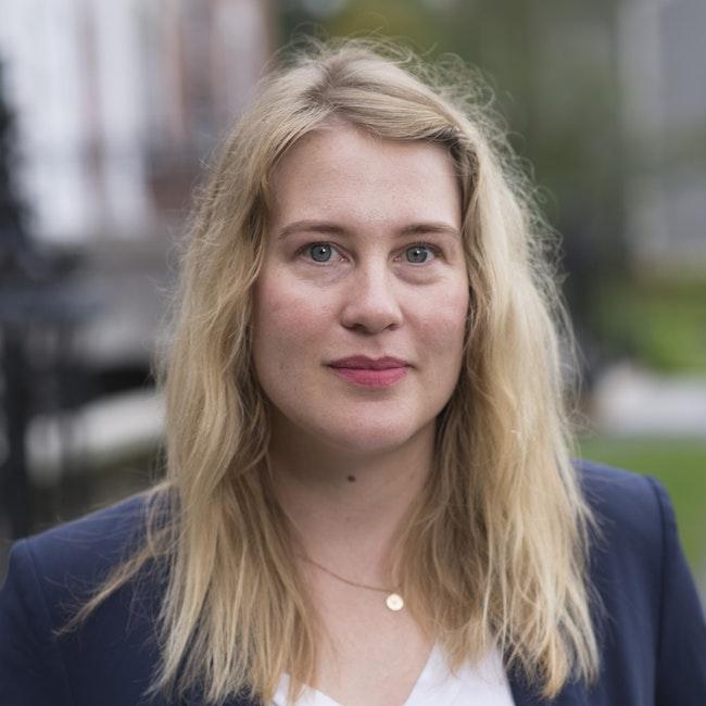 Headshot of Melissa Ragain