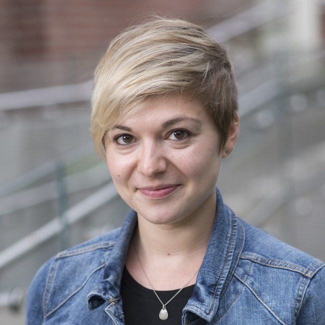Headshot of Emily Schwend