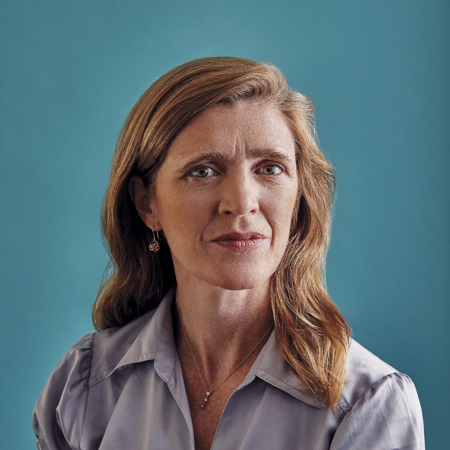 Samantha Power portrait