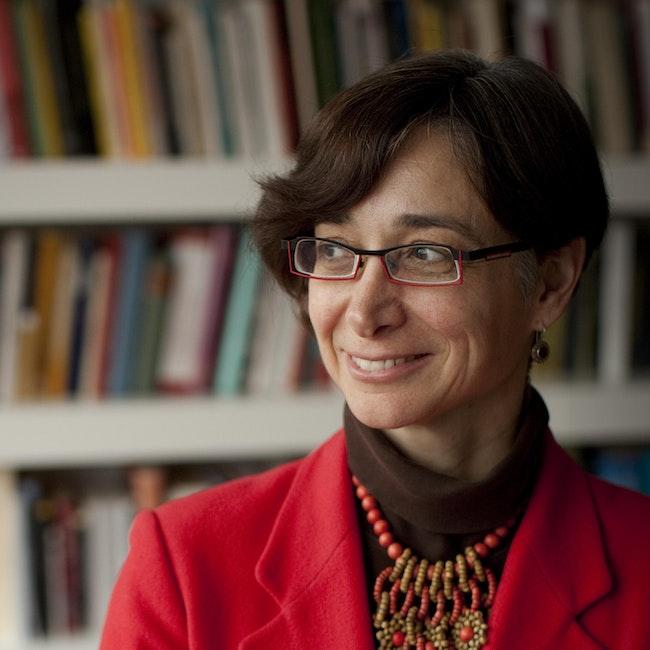 Headshot of Tamar Herzog