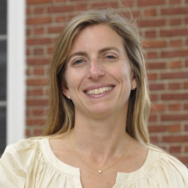 Headshot of Meg Jacobs