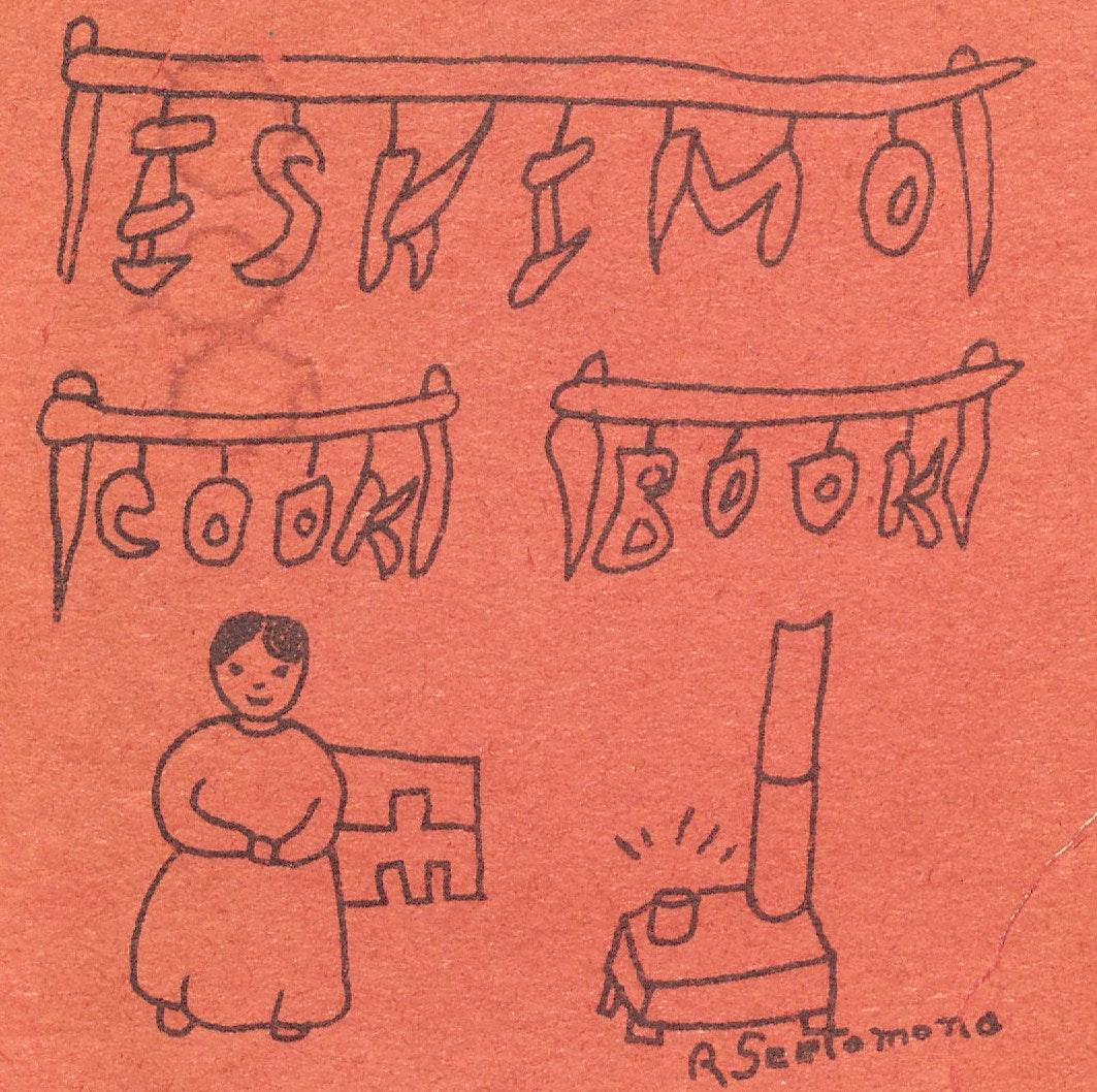 Cookbook for Eskimo cooking