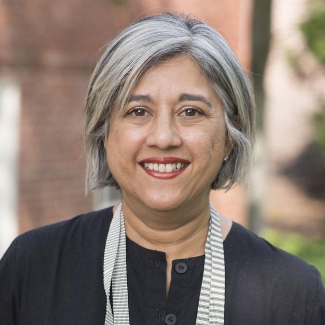 Headshot of Shireen Hassim