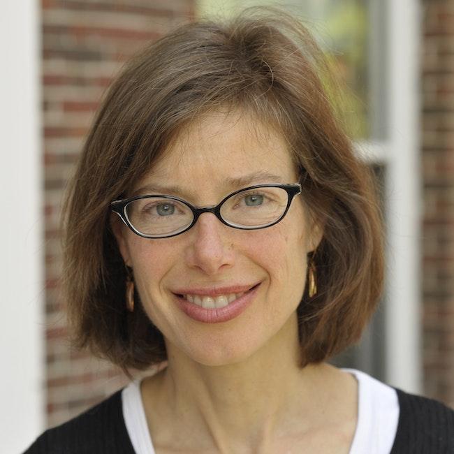 Headshot of Susan Faludi