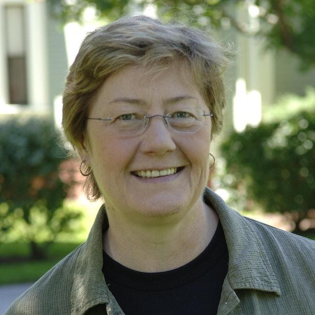 Headshot of Suzanne Lebsock