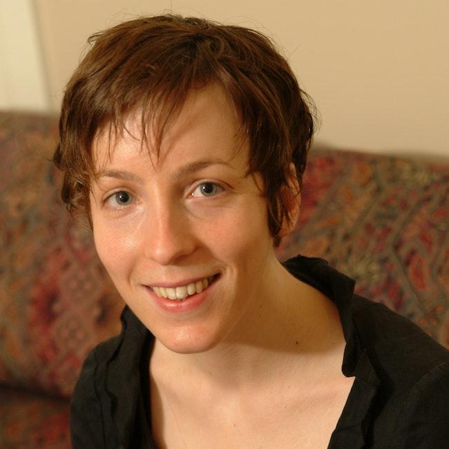 Headshot of Sylvie Delacroix