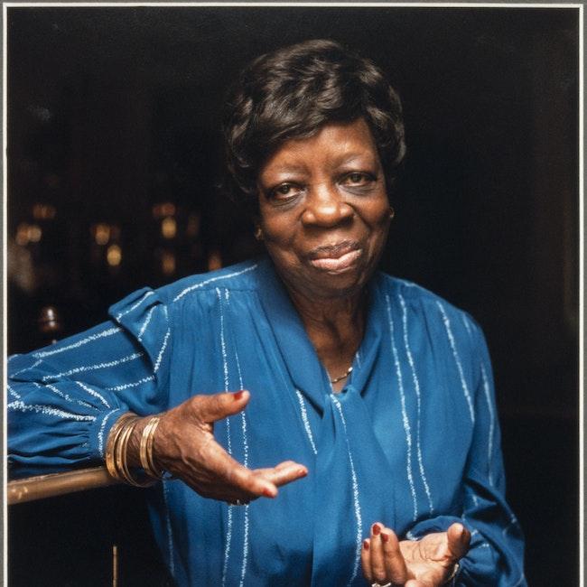 Portrait of Ozeline Wise