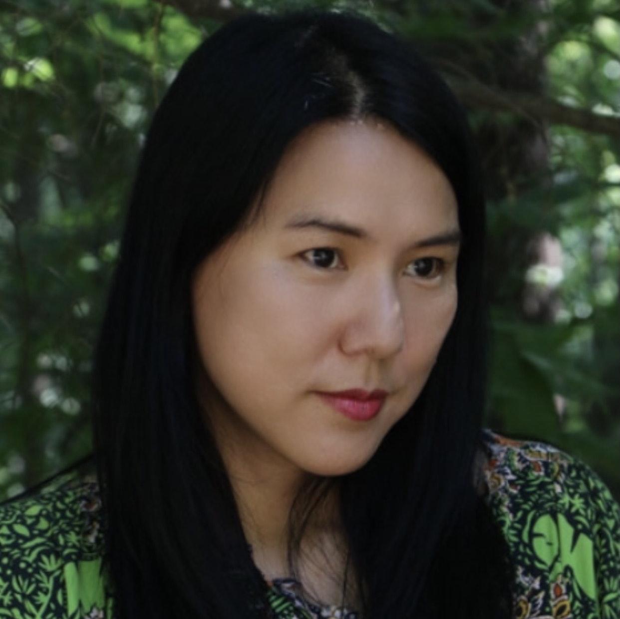 Portrait of Suki Kim