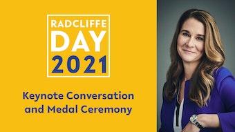 Play Radcliffe Day 2021 keynote conversation