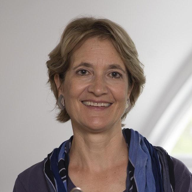 Headshot of Christine Desan