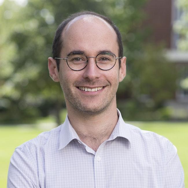 Headshot of Paul J. Kosmin