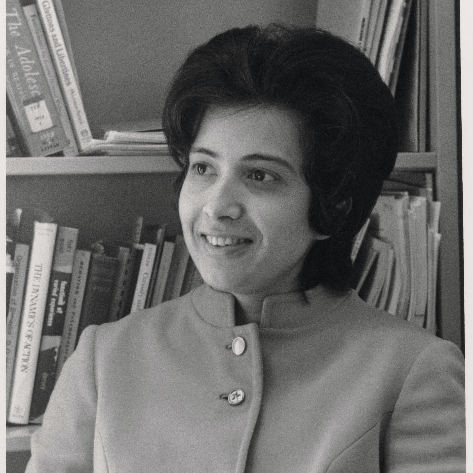Portrait of Matina Souretis Horner