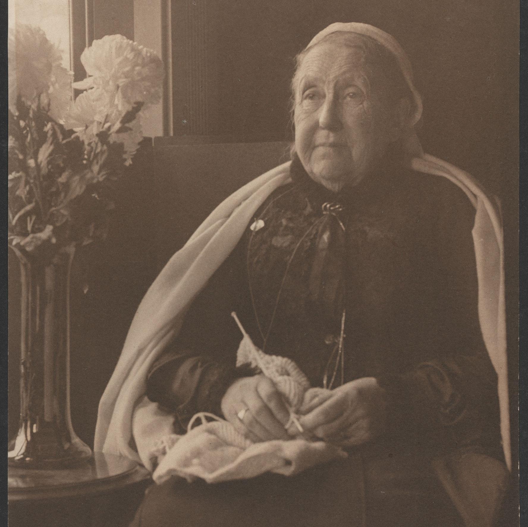Portrait of Elizabeth Cary Agassiz