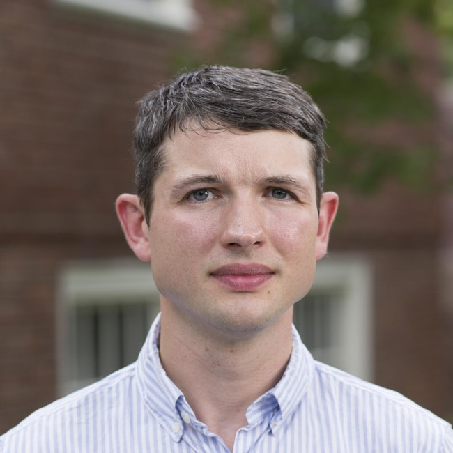 Headshot of Luke Fowler