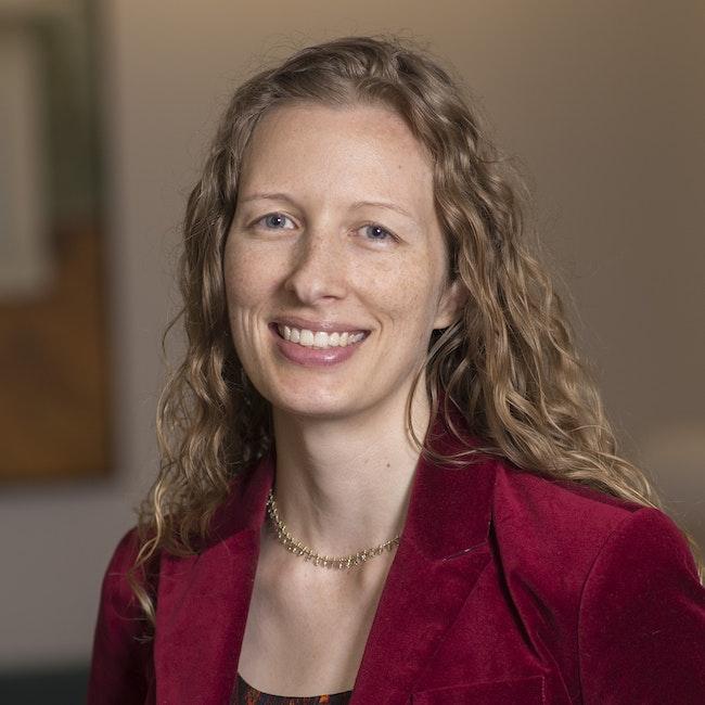 Headshot of Rebecca Dirksen