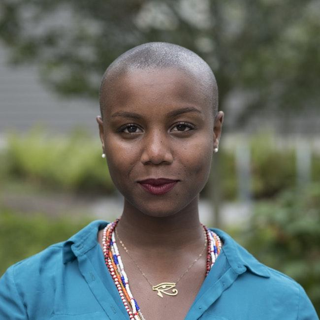 Headshot of Ja'Tovia Gary