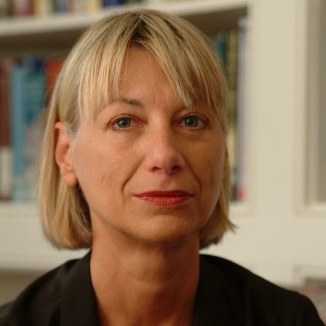 Headshot of Joan Copjec