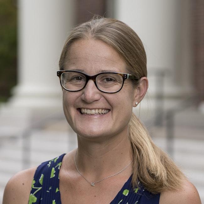 Headshot of Sarah Reckhow