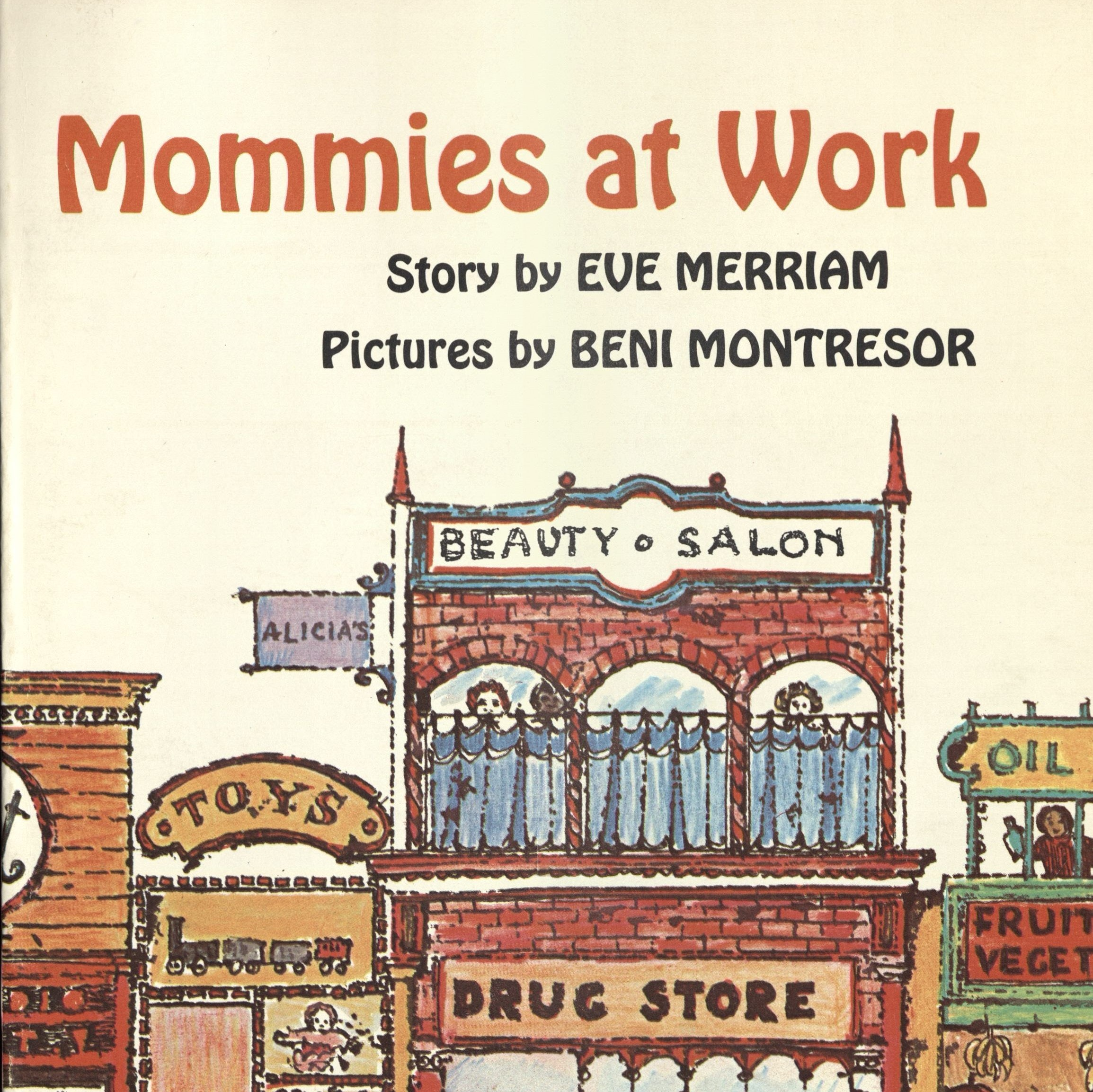 Book by Eve Merriam